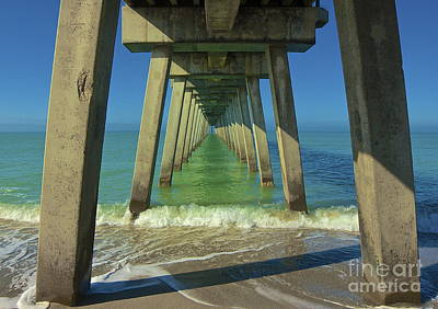 Photograph - Venice Pier  by Amazing Jules