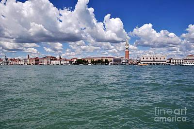 Photograph - Venice by Simona Ghidini