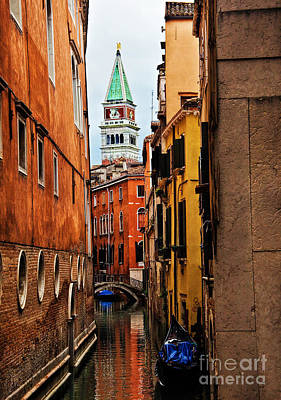 Photograph - Venice Views by Shirley Mangini