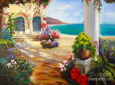 Venice Villa Original by Jenny Lee