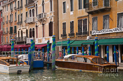 Photograph - Venice Vista by Brenda Kean