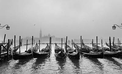 Venice  Art Print by Yuri Santin