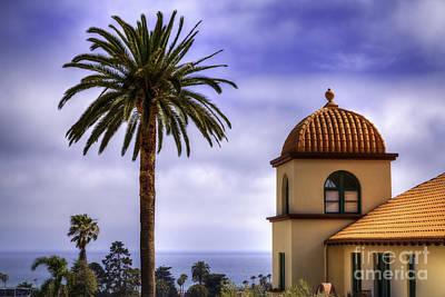 California Photograph - Ventura Palms by David Millenheft