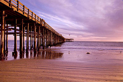 Photograph - Ventura Pier by David Millenheft