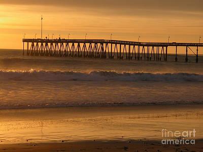 Photograph - Ventura Pier by Kathleen Gauthier