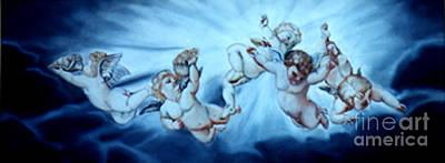 Venus Cherubs Original