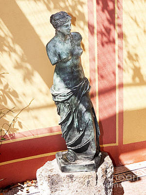 Photograph - Venus In The Italian Sunshine by Brenda Kean