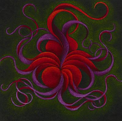 Fantastique Painting - Venus Goddess Of Love by Karen Balon