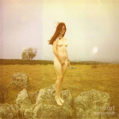 Polaroid Nude Photograph - Venus by Krolikowski Art