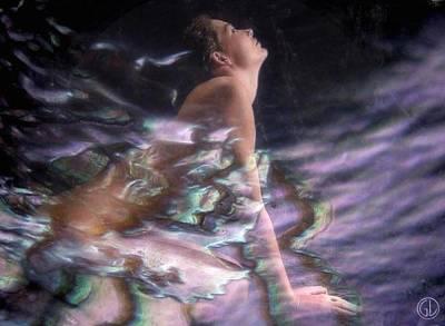 Venus Digital Art - Venus Rising by Gun Legler