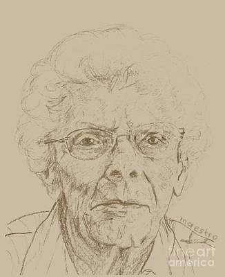 Vera Art Print by PainterArtist FIN