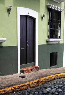 Photograph - Verde En San Juan by John Rizzuto