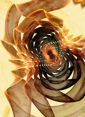 Fractal Digital Art - Verity Filter by Anastasiya Malakhova