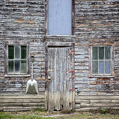 Photograph - Vermont Chicken Coop 3 by Charles Harden