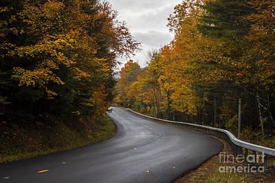Vermont Fall Art Print