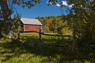 Photograph - Vermont Farm by Rick Hartigan