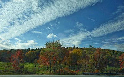 Photograph - Vermont Landscape by Joan Reese