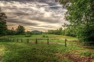 Photograph - Vermont Pastoral by Jeremy Farnsworth
