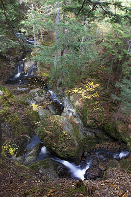 Photograph - Vermont Stream 2 by Charles Harden