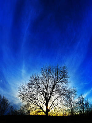 Photograph - Vernal Sunset by ABeautifulSky Photography by Bill Caldwell