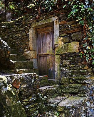 Photograph - Vernassa Stone Stairway by Gigi Ebert