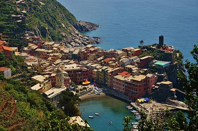 Photograph - Vernazza - Cinque Terre by Dany Lison