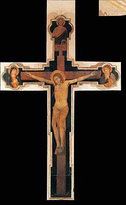 Verona Artist, Station Crucifix Crux Art Print by Everett
