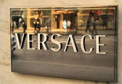 Photograph - Versace by Dan Sproul