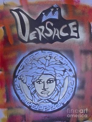 Shop Hip Hop Painting - Versace Street Art by Tony B Conscious