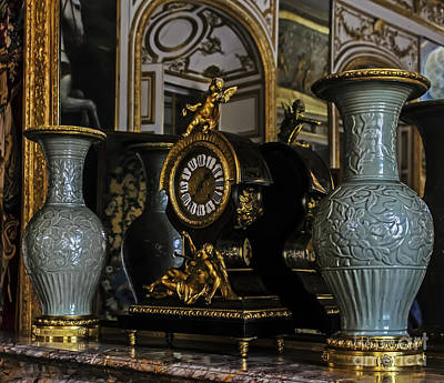 Photograph - Versailles Antiques by Elvis Vaughn