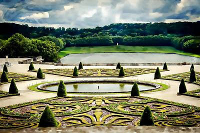 Photograph - Versailles by Bill Howard