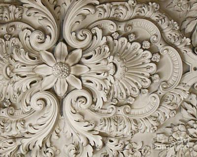 Photograph - Versailles Ceiling by Mary-Lee Sanders