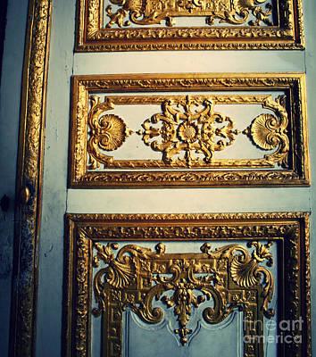 Photograph - Versailles Door by Mary-Lee Sanders