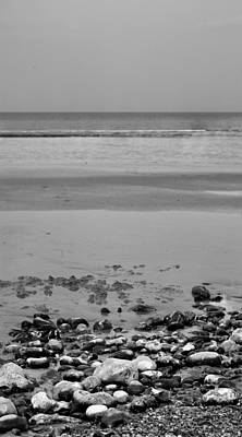 Vertical Beach I Art Print