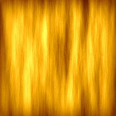 Burnt Digital Art - Vertical Flames Background by Valentino Visentini