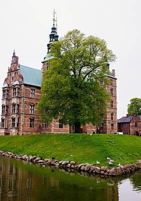 Rosenborg Photograph - Vertical Rosenburg Slot by Pati Photography