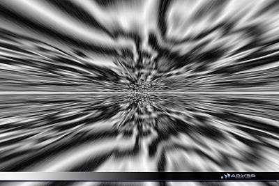 Digital Art - Vertigo One by A Dx