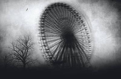 Vertigo Print by Taylan Apukovska