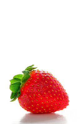 Photograph - Very Strawberry by Olivier Le Queinec
