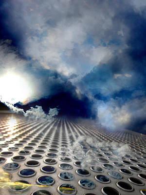 Photograph - Very Top by Florin Birjoveanu