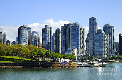 Photograph - Very Vancouver  by Brenda Kean