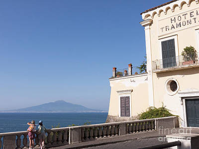 Photograph - Vesuvius View by Brenda Kean