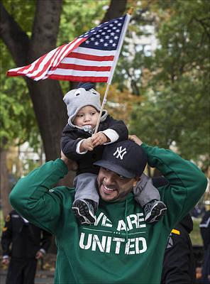 Anne Geddes Florals - Veterans Day NYC 11_11_13 by Robert Ullmann