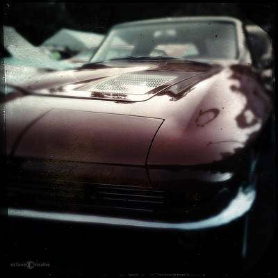 Photograph - Vette by Tim Nyberg