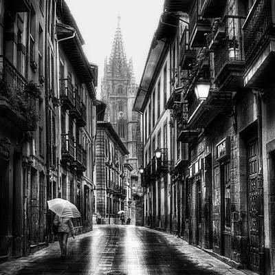 Church Architecture Photograph - Vetusta by Jose C. Lobato