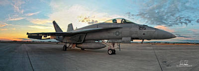 Photograph - Vfa-14 215 Ready... by Dan Quam