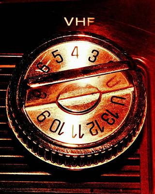 Photograph - VHF by Benjamin Yeager