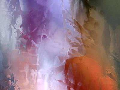 Painting - Vi - Kahlan by John WR Emmett
