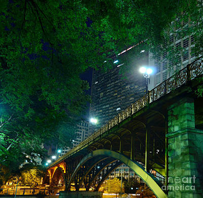 Photograph - Viaduto Santa Ifigenia -  Sao Paulo Downtown by Carlos Alkmin
