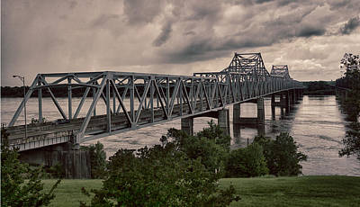 Photograph - Vicksburg by Nicholas Evans